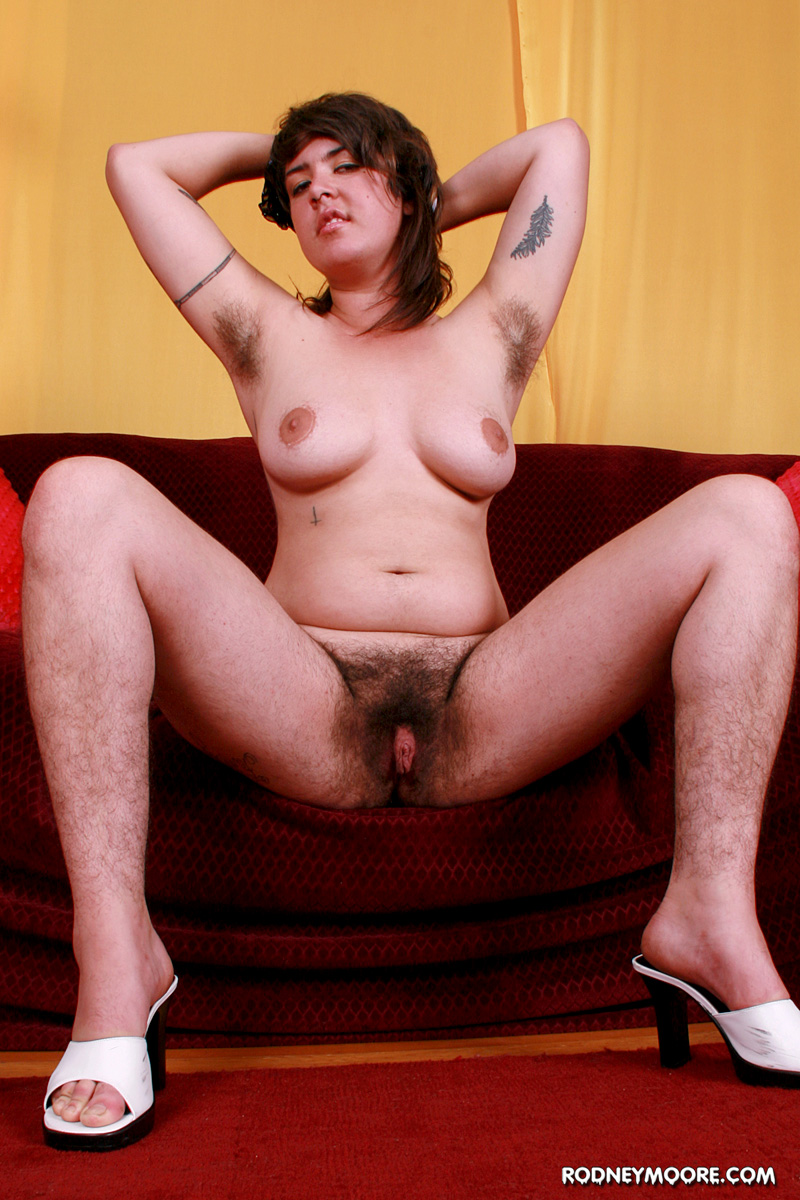 Accept. Mega hairy women