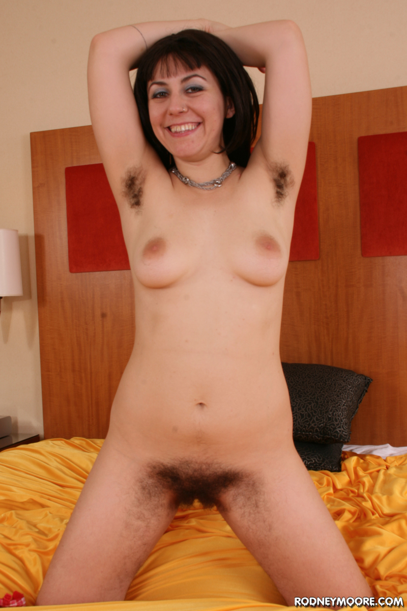 Sylvia smith horny hairy girls big bush armpit and leg hair 4