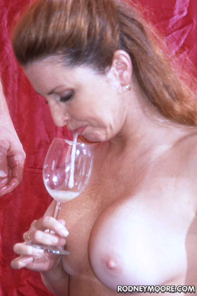 4 cumswallow scenes with hot cougars 1