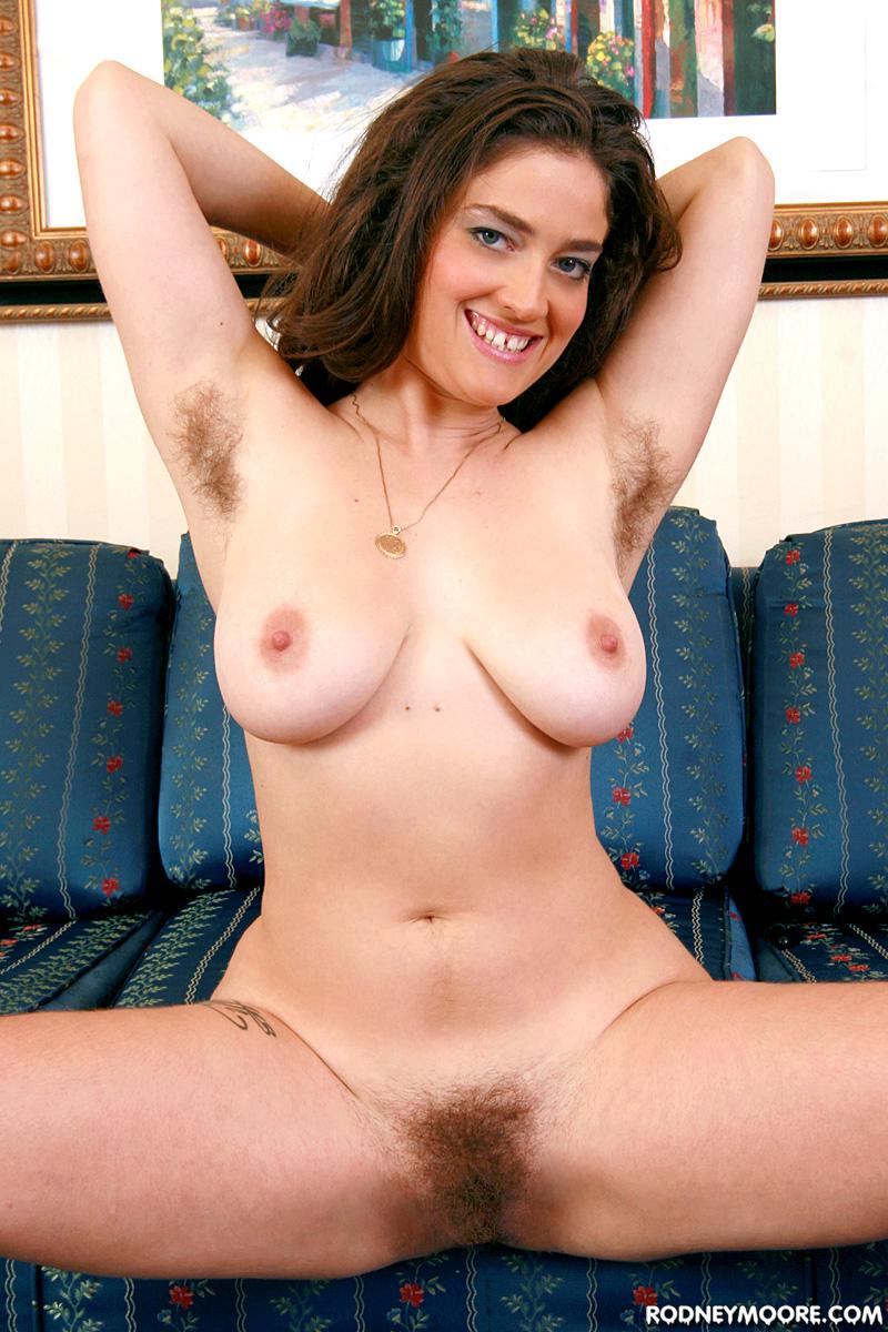 seattle hairy girl